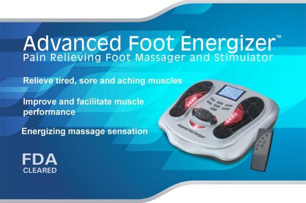 Advanced Foot Energizer