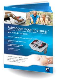 Advanced Foot Energizer Manual de Usuario