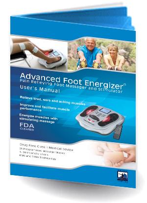 AFE2015 Advanced Foot Energizer User Manual