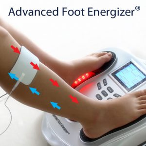 The Advanced Foot Energizer increases circulation
